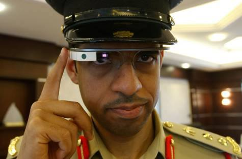 cops in Dubai are soon going to start using Google Glasses