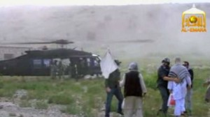 Taliban Releases Video showing of American Hostage Handover