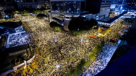HONGKONG-CHINA-POLITICS-DEMOCRACY