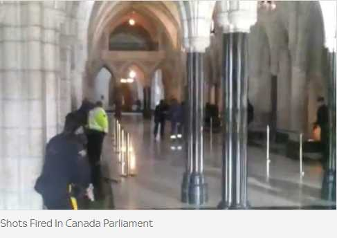 Canada Will 'Never Be Intimidated' By Terrorists