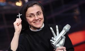 Cristina Scuccia, singing nun