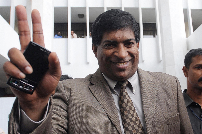 Sri Lankan opposition legislator Ravi Ka