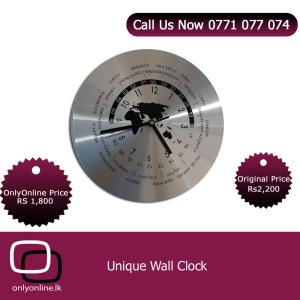 Unique Wall Clock copy