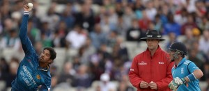 Senanayake banned from bowling due to action