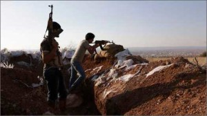 Syrian Opposition In The Dark Over US Airstrikes
