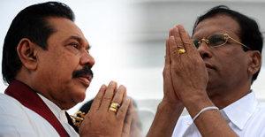 president-mahinda-rajapaksa-vs-maithripala-sirisena
