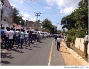 Jaffna University protest.JPG 02.JPG4.JPG5.JPG6