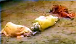 Sri Maha Bodhi Massacre by the LTTE Tamil Terrorists